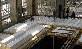 Milano, Floors Reconstruction,  Arengario - Museo del Novecento