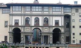 Firenze, Gli Uffizi